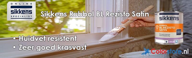 Sikkens Rubbol BL Rezisto Satin