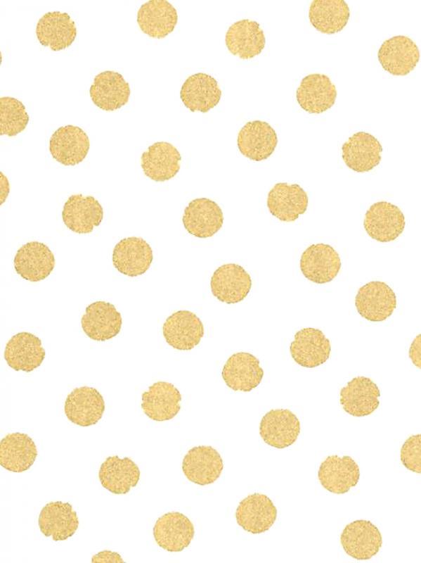 eijffinger-rice-behang-359060-gouden-polkadots-in-voorraad-morgen-bij-je-in-huis