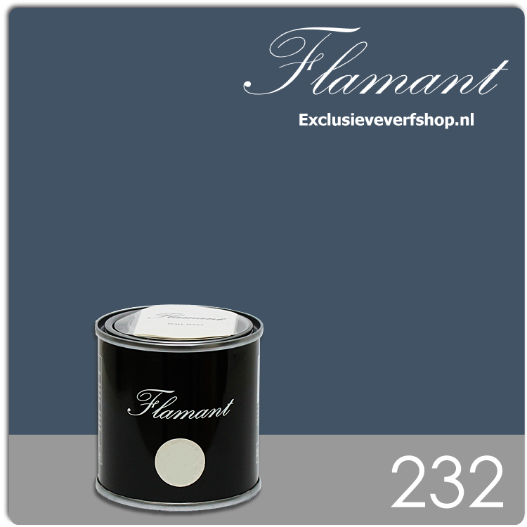 flamant-lack-matt-1-liter-232-midnight-bleu