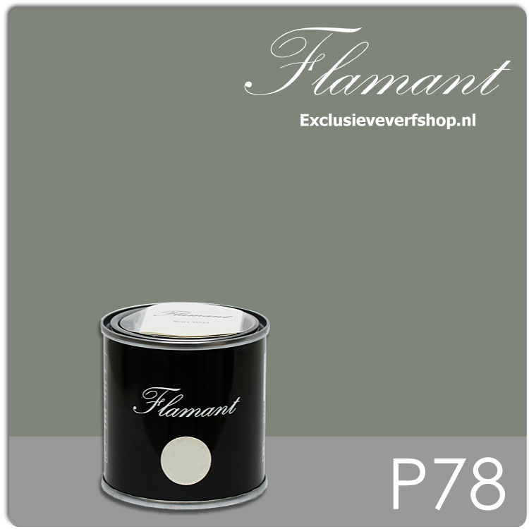 flamant-lack-matt-1-liter-p78-vert-de-gris
