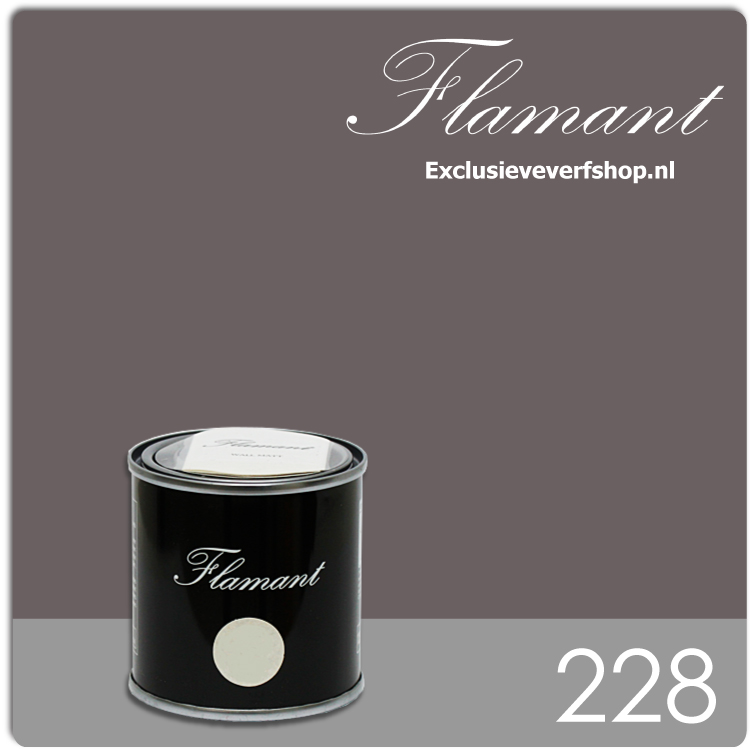 flamant-lack-matt-1-liter-228-grain-de-poivre