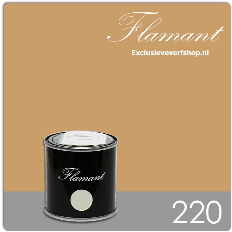 flamant-lack-matt-1-liter-220-honey