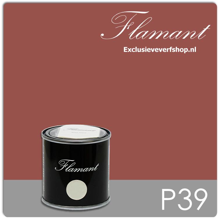 flamant-lack-matt-1-liter-p39-balmoral-red