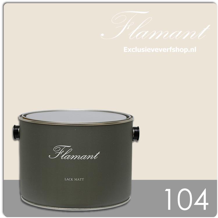 flamant-lack-matt-25-liter-104-parchemin