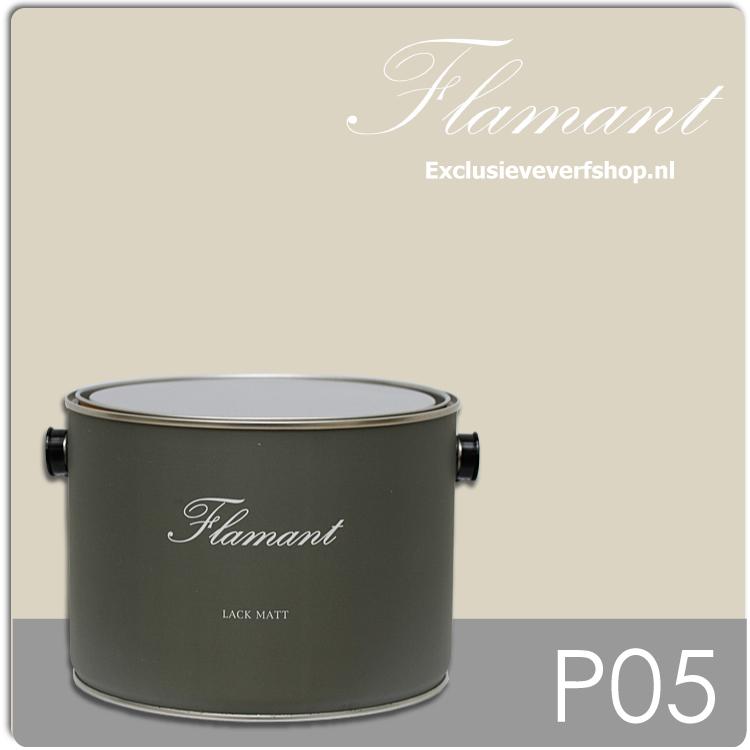 flamant-lack-matt-25-liter-p05-blanc-des-dunes