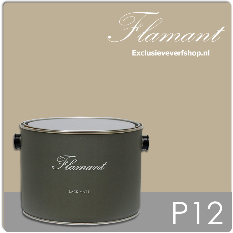 flamant-lack-matt-25-liter-p12-capuccino