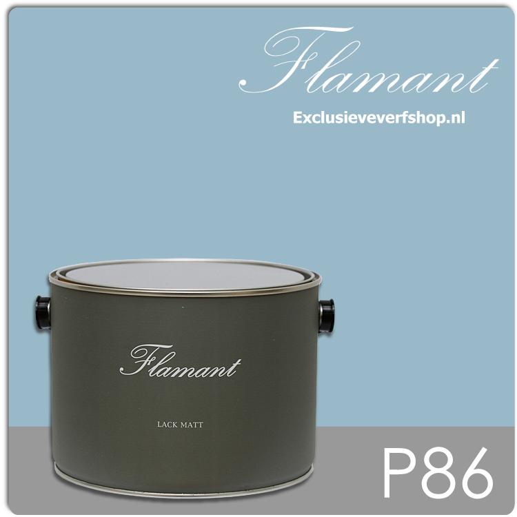 flamant-lack-matt-25-liter-p86-bleu-cap-ferrat