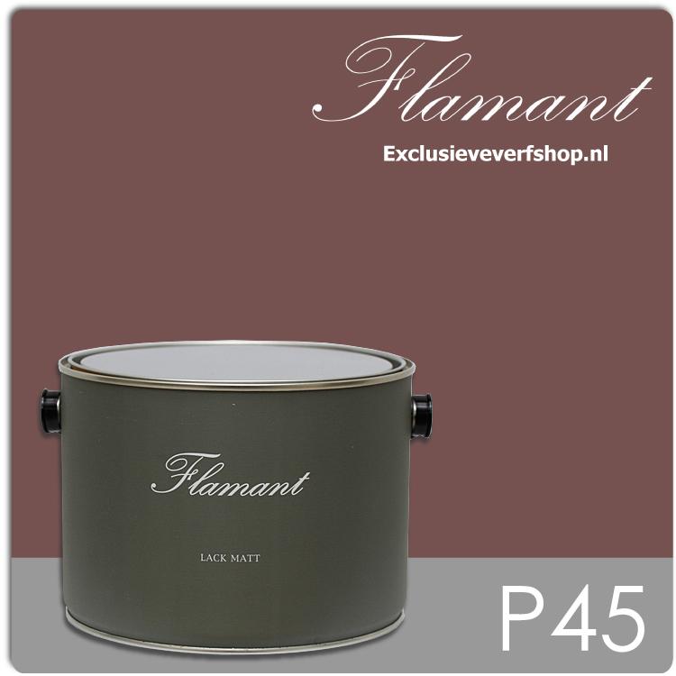 flamant-lack-matt-25-liter-p45-sang-de-boeuf