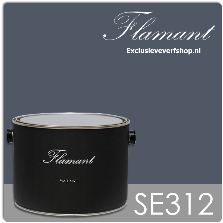 flamant-wall-matt-25-liter-se312-abysse