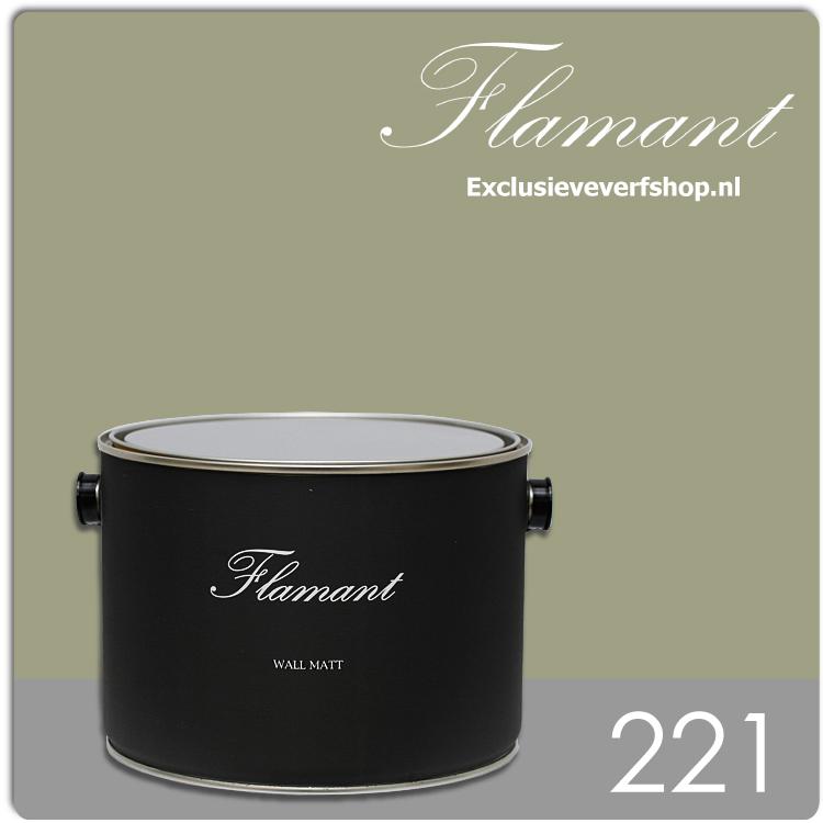 flamant-wall-matt-25-liter-221-cactus