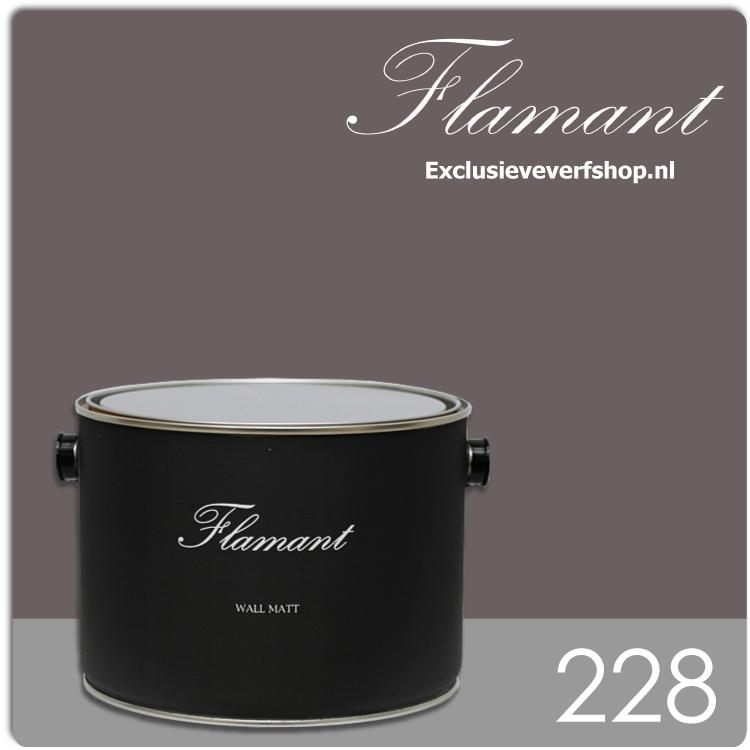 flamant-wall-matt-25-liter-228-grain-de-poivre