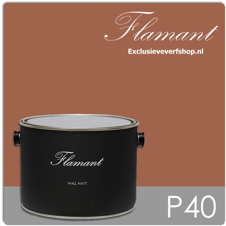 flamant-wall-matt-25-liter-p40-terracotta