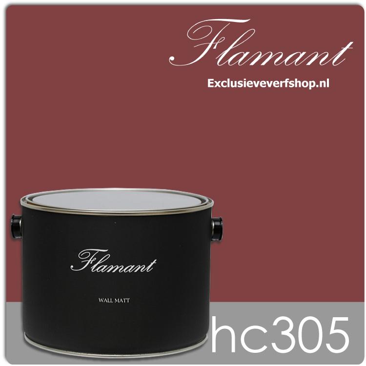 flamant-wall-matt-25-liter-hc305-rouge-castille