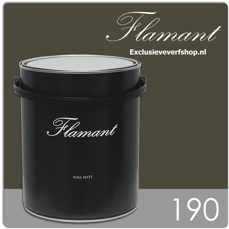 flamant-wall-matt-5-liter-190-noir-de-lune