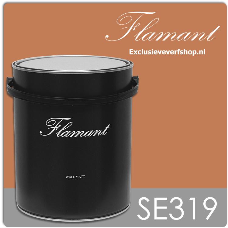 flamant-wall-matt-5-liter-se319-tango
