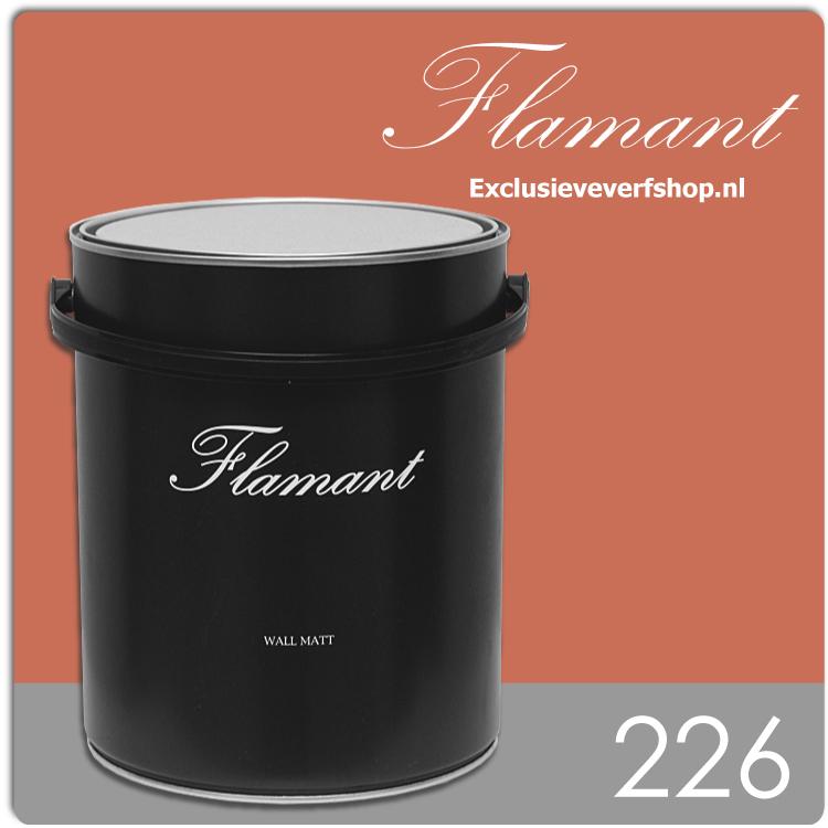 flamant-wall-matt-5-liter-226-tangerine