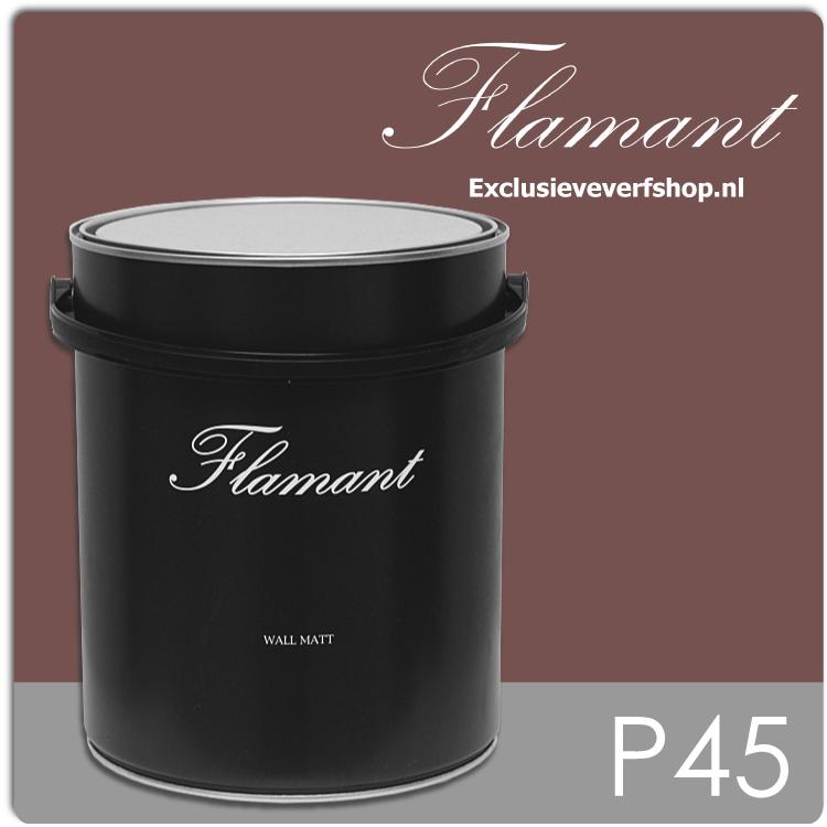 flamant-wall-matt-5-liter-p45-sang-de-boeuf