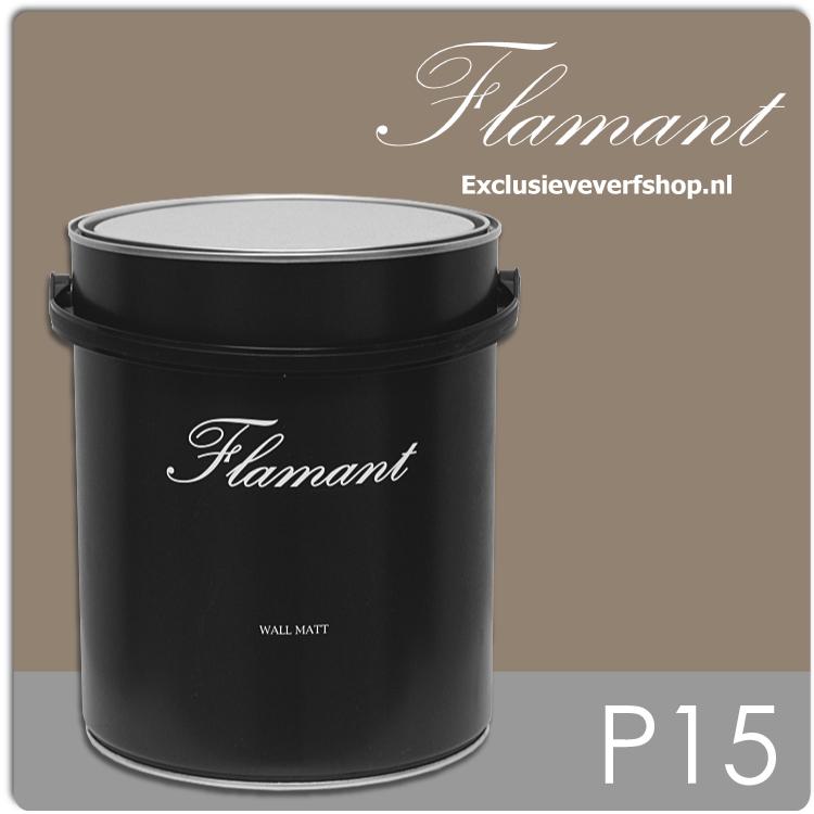 flamant-wall-matt-5-liter-p15-gris-souris